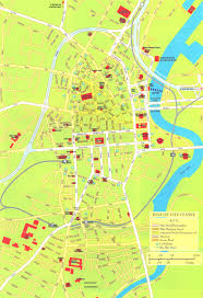 Northern Ireland Map Belfast Tourist Map Belfast Northern Ireland Uk U2022 Mappery