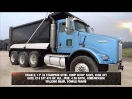 2000 kenworth t800 for sale 2006 kenworth t800 dump truck for sale youtube