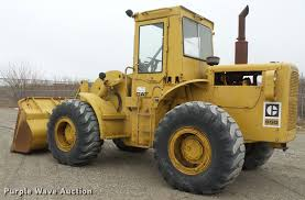 1977 caterpillar 950 wheel loader item db2884 sold febr