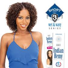 good wet and wavy human hair model model indian remy human hair weaving remist wet wavy mist