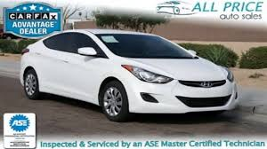 price hyundai elantra used cars for sale in az 2012 hyundai elantra all price
