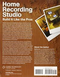 home recording studio build it like the pros amazon co uk rod