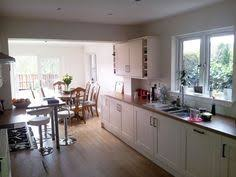 Kitchen Diner Extension Ideas Knocking Down Wall To Creat Kitchen Diner 1930s Semi Home And