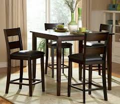 Beech Kitchen Table by Kitchen Table Round Small High Top Wood Live Edge 6 Seats Brown