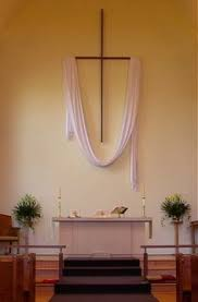 Easter Decorations For Church Sanctuary by Easter Altar Worship Designs Pinterest Altars Easter And