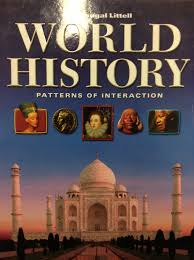 high school history book world history ii bhs social studies department