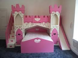 Castle Bunk Bed With Slide Best 25 Castle Bed Ideas On Pinterest Girls Princess Bedroom