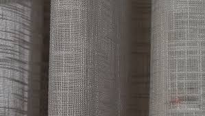 Grey Sheer Curtains Enchanting Gray Sheer Curtains And Modern Linen And Cotton Bedroom