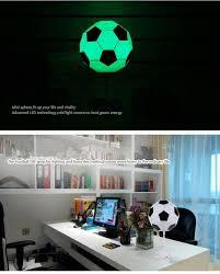 Diy Mini Desk Lamp Diy Usb Multi Color Football Lamp Handmade Night Light Desk Lamp