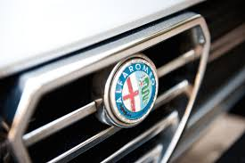 vintage alfa romeo logo alfa romeo gtv mario andretti limited edition for sale