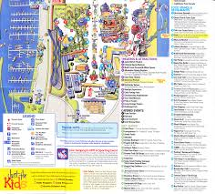 Map Of Sandusky Ohio by Cedar Point 2011 Park Map
