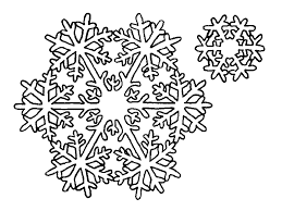 coloring pages snowflake color car gekimoe u2022 24376