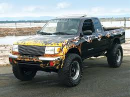 1999 Tacoma Interior 1999 Toyota Tacoma Custom Trucks Lifted Trucks Sport Truck