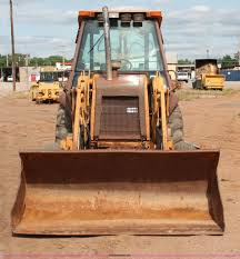 1992 case 580 super k construction king backhoe item h5655