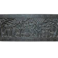 Carved Wooden Headboards Shop Carved Wood Panels On Wanelo