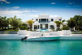 Windermere Luxury Homes by The Windermere Luxury Water Front Villa In The Turks And Caicos