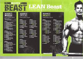 Beast Meal Plan Spreadsheet Beast Workout Schedule Downloads Get Them Hack The