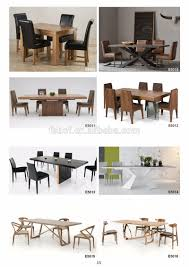 White Furniture Company Dining Room Set New Design Italian Style Wood Leather Chair White Furniture