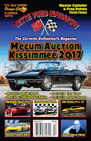 corvette magazine subscription vues magazine april 2017 vues magazine issue