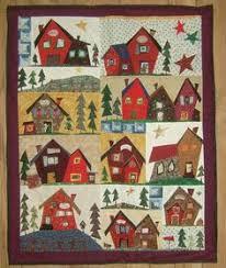 gingerbread village the complete set of patterns natal