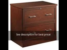 Mahogany Lateral File Cabinet Realspace R Premium Lateral File Cabinet 28in H X 29in W X 18 1
