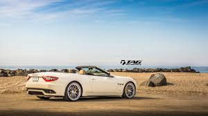 custom maserati granturismo convertible beauty maserati gt convertible hre rs100 tag