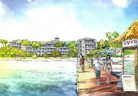 ambergris caye belize hotel investment in belize real estate