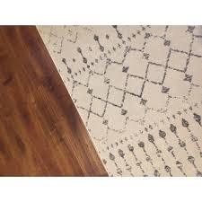 Nuloom Rug Reviews Nuloom Geometric Moroccan Trellis Fancy Grey Area Rug 5 U0027 X 7 U00275