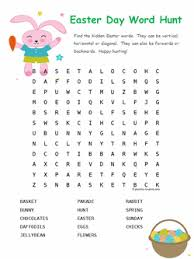 printable word search puzzles for 1st graders easter word search free printable word search from puzzles to