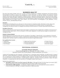 exle of business analyst resume business analyst resume for freshers business analyst resume