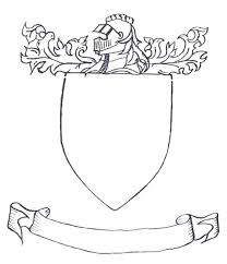 medieval shields coloring pages related keywords u0026 suggestions