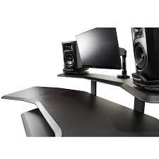studio rack desk ultimate support nuc 004 nucleus series studio desk idjnow