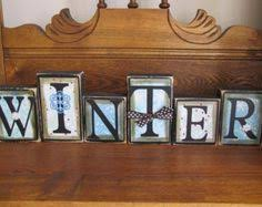 Word Blocks Home Decor Blessed Word Block Home Decor Religious By Punkinseedproduction