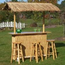 How To Build Tiki Hut Looking To Build A Tiki Bar In Your Backyard Free Plans