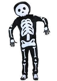Skeleton Costume Plush Skeleton Costume For Men