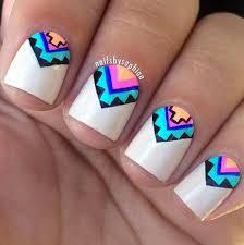 figuras geometricas uñas esmaltes de uñas para realizar diferentes modelos de uñas