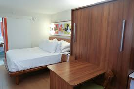 Refurbished Bathroom Vanity by Disney U0027s Pop Century Refurbished Rooms Pop With Practical Style