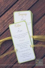 id e menu mariage des idées originales pour présenter votre menu de mariage