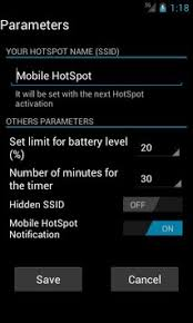 mobile hotspot apk free communication app for android