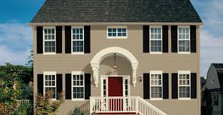 exterior paint colors what u0027s right for your home elizabeth