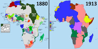 africa map before colonization colonial africa on the of world war i brilliant maps