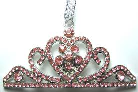 princess crown ornament ii sale closeout clearance