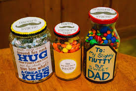 day candy how to make fathers day candy jars
