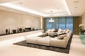 le wohnzimmer led abgehängte decke mit indirekter beleuchtung lichtvouten selber