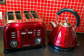 Morphy Richards Toaster Cream Morphy Richards Colour Boutique Kettle And Toaster 35 Off