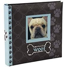 pet photo albums great gifts for dog dog photo albums