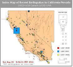 california map napa 6 0 quake hits napa valley california culture of news