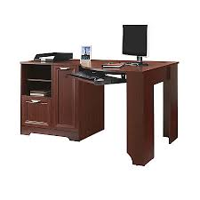 Cherry Corner Desk Realspace Magellan Collection Corner Desk Classic Cherry By Office