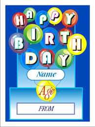 size greetings greeting cards birthday