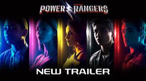 power rangers 2017 movie all star trailer youtube